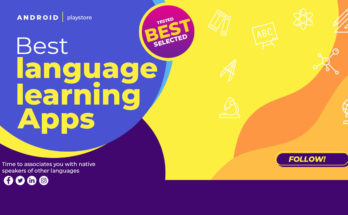 8 easy language Learning apps on android 2021
