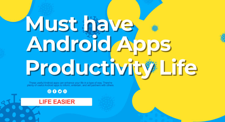 apps for productivity life