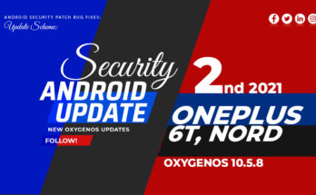 oneplus 6t nord update android security patch bug fixes